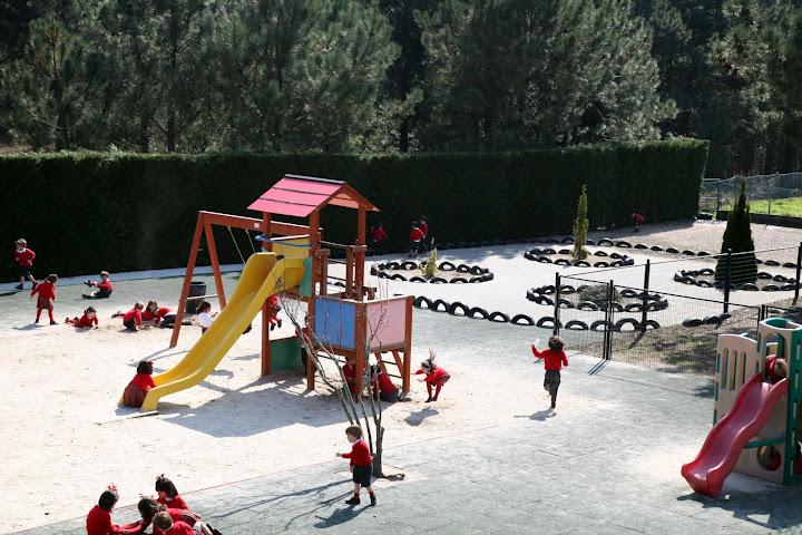 Colegio Estudio - instalaciones exteriores