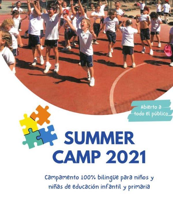 Summer Camp Colegio Estudio